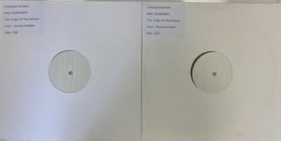 Lot 50 - GROOVE ARMADA - EDGE OF THE HORIZON LP (2020 WHITE LABEL TEST PRESSING)