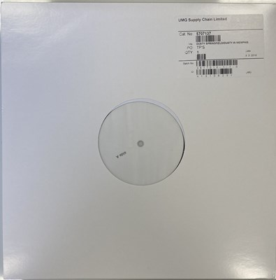 Lot 61 - DUSTY SPRINGFIELD - IN MEMPHIS LP (2018 WHITE LABEL TEST PRESSING)