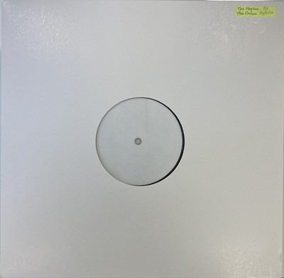 Lot 65 - THE MEMBERS - AT THE CHELSEA NIGHTCLUB LP (2016 WHITE LABEL TEST PRESSING)