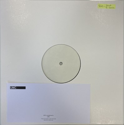 Lot 66 - SKIDS - SCARED TO DANCE LP (2016 WHITE LABEL TEST PRESSING)