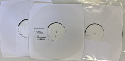 Lot 71 - THE MISSION - WHITE LABEL TEST PRESSING LPs (2017)