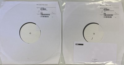 Lot 72 - THE MISSION - WHITE LABEL TEST PRESSING LPs (2017)
