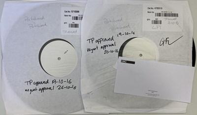 Lot 78 - PORTISHEAD - THIRD LP (2016 WHITE LABEL TEST PRESSING)