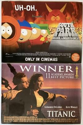 Lot 24 - UK QUAD FILM POSTERS.
