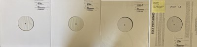 Lot 92 - THE WHO - WHITE LABEL TEST PRESSINGS OF TOMMY / QUADROPHENIA