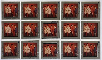 Lot 434 - MUSIC TRANSPARENCIES - THE WHO.